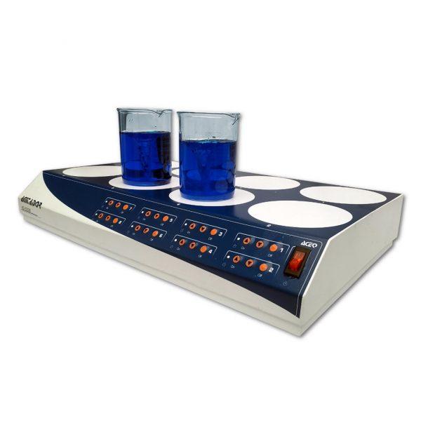 Agitador multiposición AG-5008