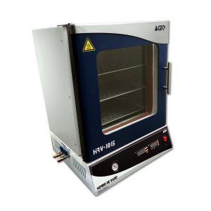 Horno de vacío HRV-1016 de 75 Lts para laboratorio