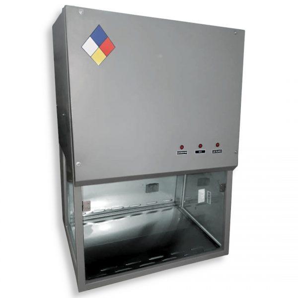 Cabina de Extracción de gases