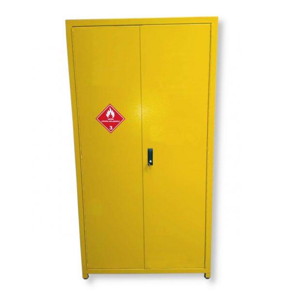 gabinete almacenamiento de reactivos