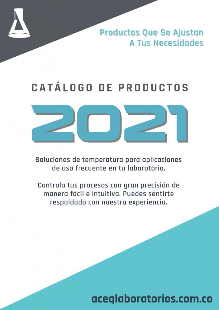 Catalogo AceqLaboratorios 2021